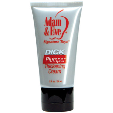 Adam And Eve Dick Plumper Thickening Cream