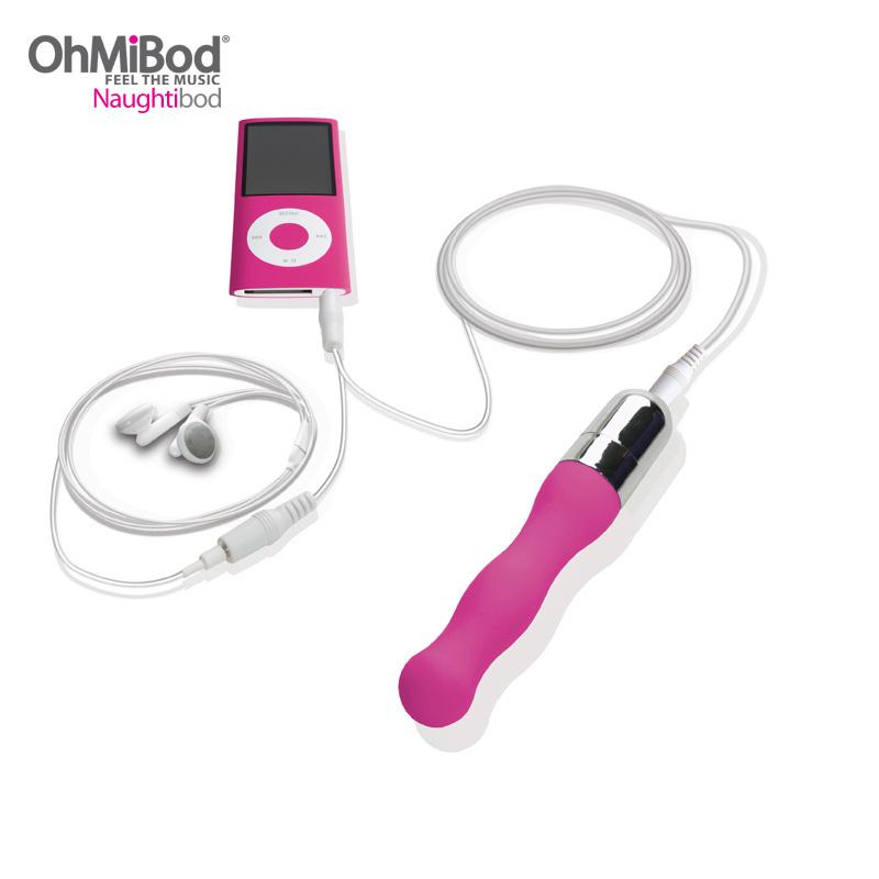 OhMiBod Naughtibod iPod Vibrator