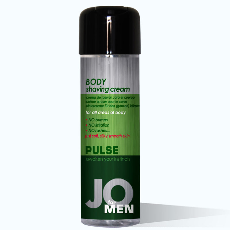 System JO Pulse Shaving Cream For Men