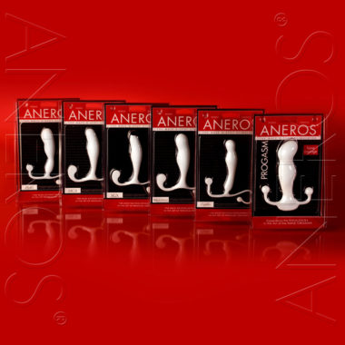 Aneros Helix Prostate Stimulator