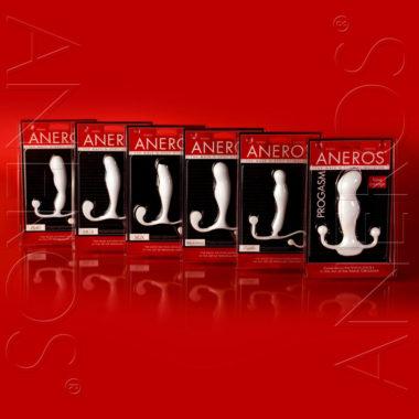 Aneros Progasm Ice Prostate Stimulator