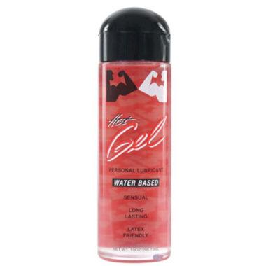 Elbow Grease Hot Gel Water Based Lubricant 10oz