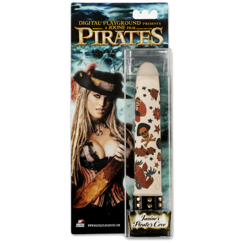 Janine Pirates Cove Vibrator