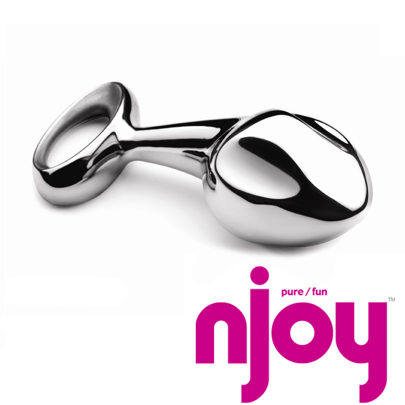 Njoy Pure XL Stainless Steel Anal Plug