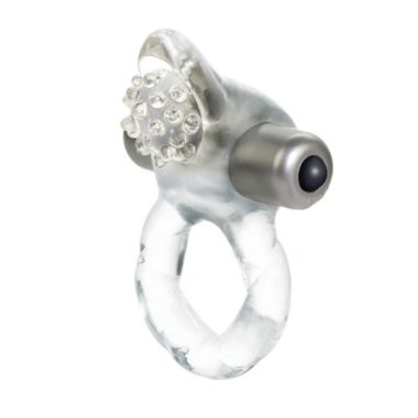 California Exotic Nubby Vibrating Cock Ring