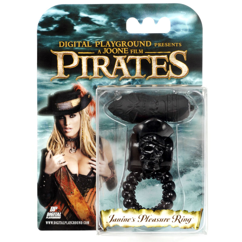 Pirates Janine's Cock Ring