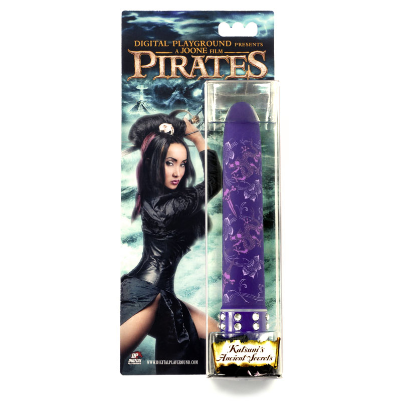 Pirates Katsuni Ancient Secrets Vibrator