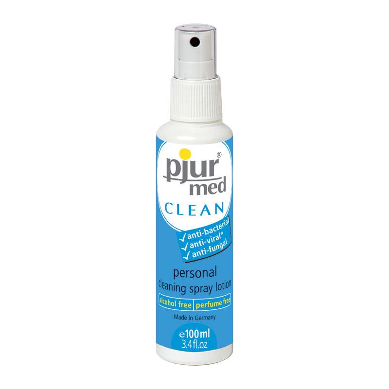 Pjur MedClean Spray Lotion