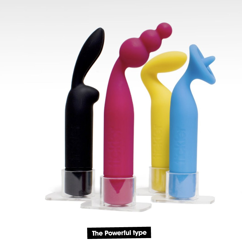 Toyfriend Power Tickler Seti Vibrator