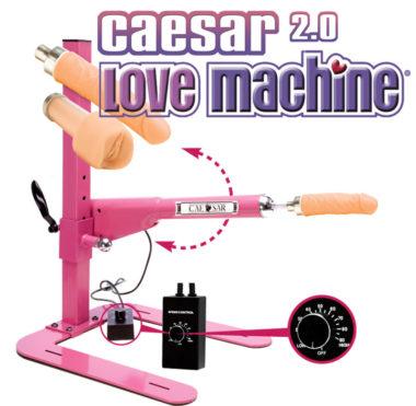 Topco Sales Caesar Love Machine