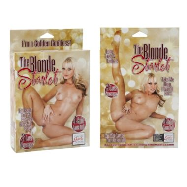 California Exotic The Blonde Starlet Sex Doll