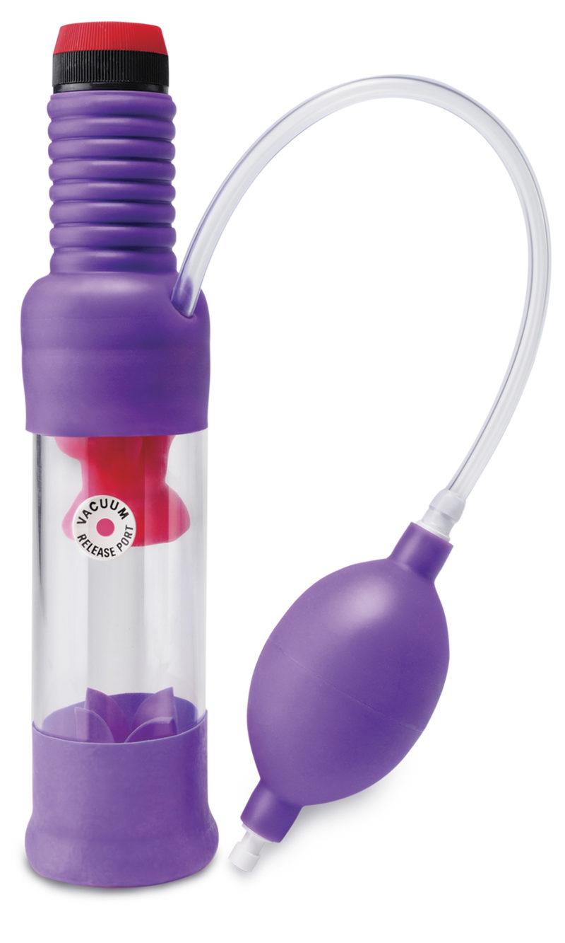 Pipedream Pump Worx Head Job Vibrating Penis Pump