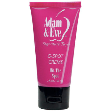 Adam and Eve G-Spot Creme