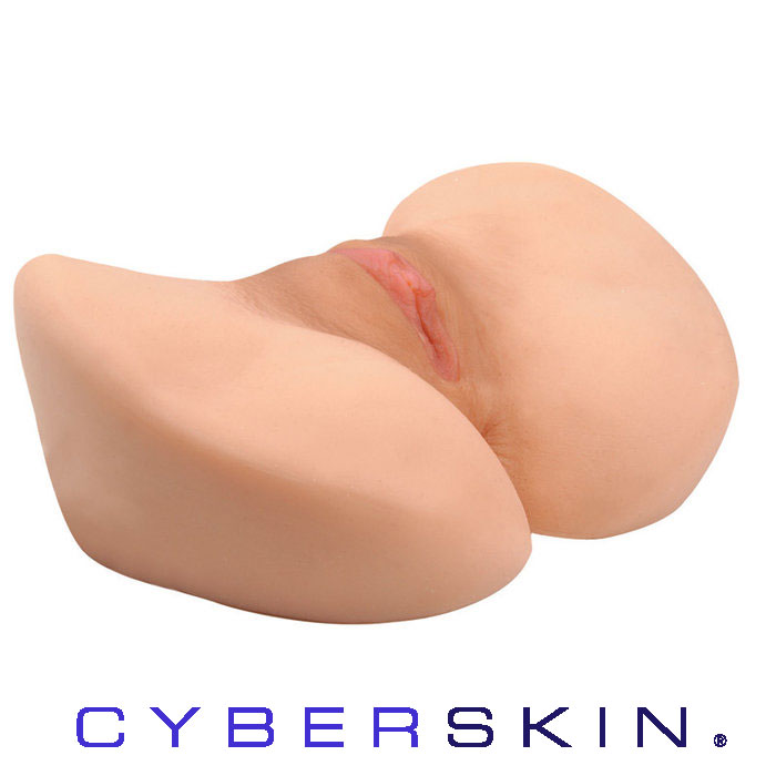 CyberSkin Carmen Luvana Missionary Pussy And Ass