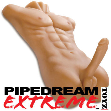 Pipedream Extreme Fuck Me Silly Dude Mega Masturbator