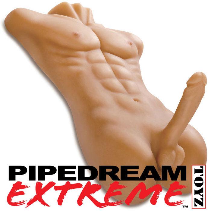 Pipedream Extreme Fuck Me Silly Dude Mega Masturbator