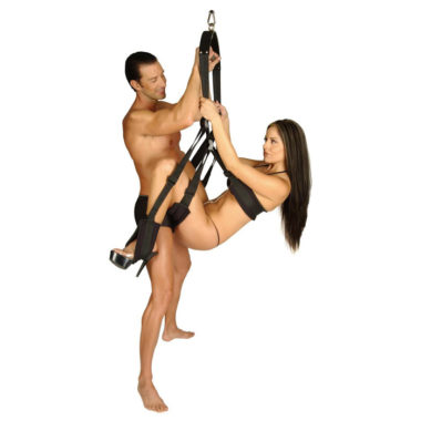 Trinity Vibes 360 Degree Spinning Sex Swing