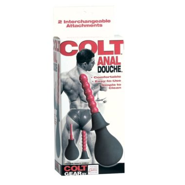California Exotic Colt Anal Douche