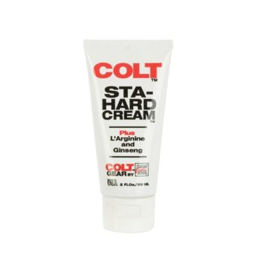 California Exotic Colt Sta-Hard Cream 2OZ