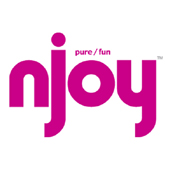 Njoy Stainless Steel Anal Toys