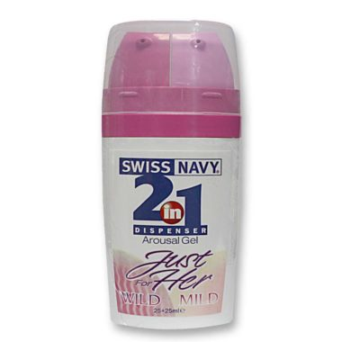 Swiss Navy 2 in 1 Just for Her Lubricant