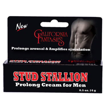California Fantasies Stud Stallion Prolong Cream for Men