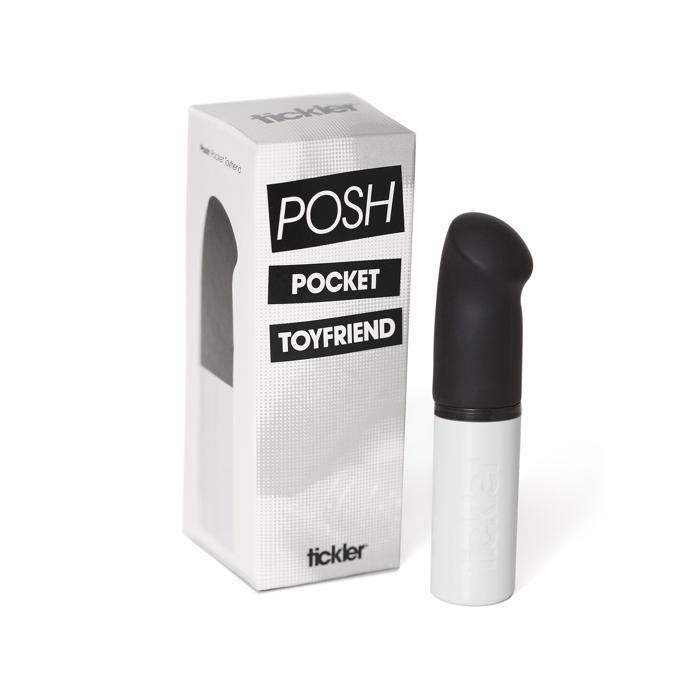 Pocket Toyfriend Posh Vibrator