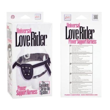 California Exotic Universal Love Rider Support Harness