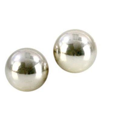 California Exotic Weighted Orgasm Metallic Balls
