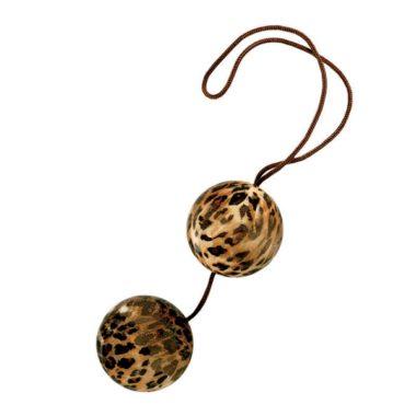 California Exotic The Leopard Duotone Balls