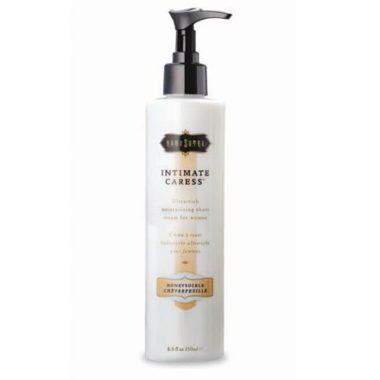 Kamasutra Intimate Caress Shaving Creme Honeysuckle