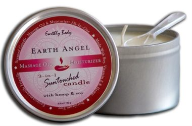 Earthly Body 3 In 1 Suntouched Candle Earth Angel