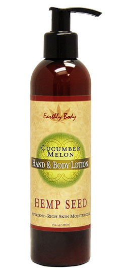 Earthly Body Cucumber Melon Hand & Body Lotion