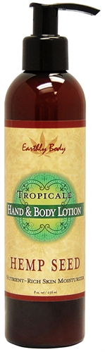 Earthly Body Tropicale Hand & Body Lotion