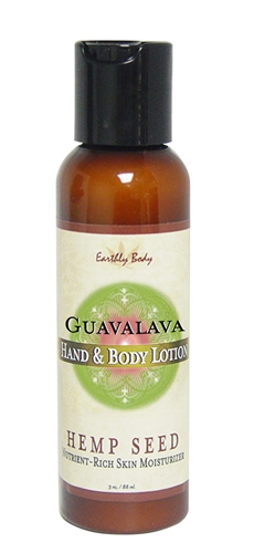 Earthly Body Hand & Body Lotion Guavalava