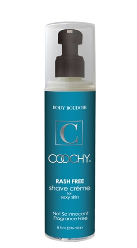 Classic Erotica Coochy Rash Free Shave Creme Not So Innocent