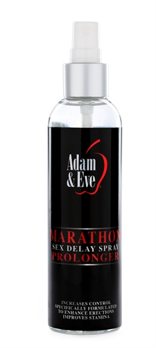 Adam & Eve Marathon Sex Delay Spray 4OZ