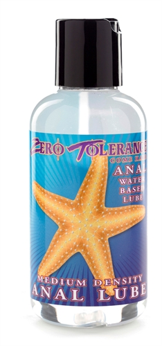 Zero Tolerance Medium Density Anal Lube