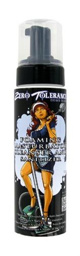Zero Tolerance Foaming Masturbator Cleanser & Sanitizer