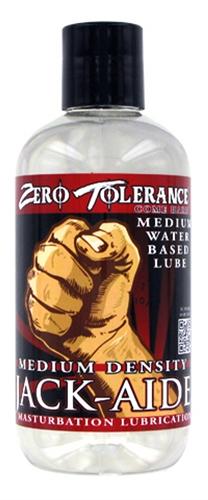 Zero Tolerance Jack-Aide Medium Density Masturbation Lubricant