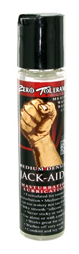 Zero Tolerance Jack-Aide Medium Density Masturbation Lubricant