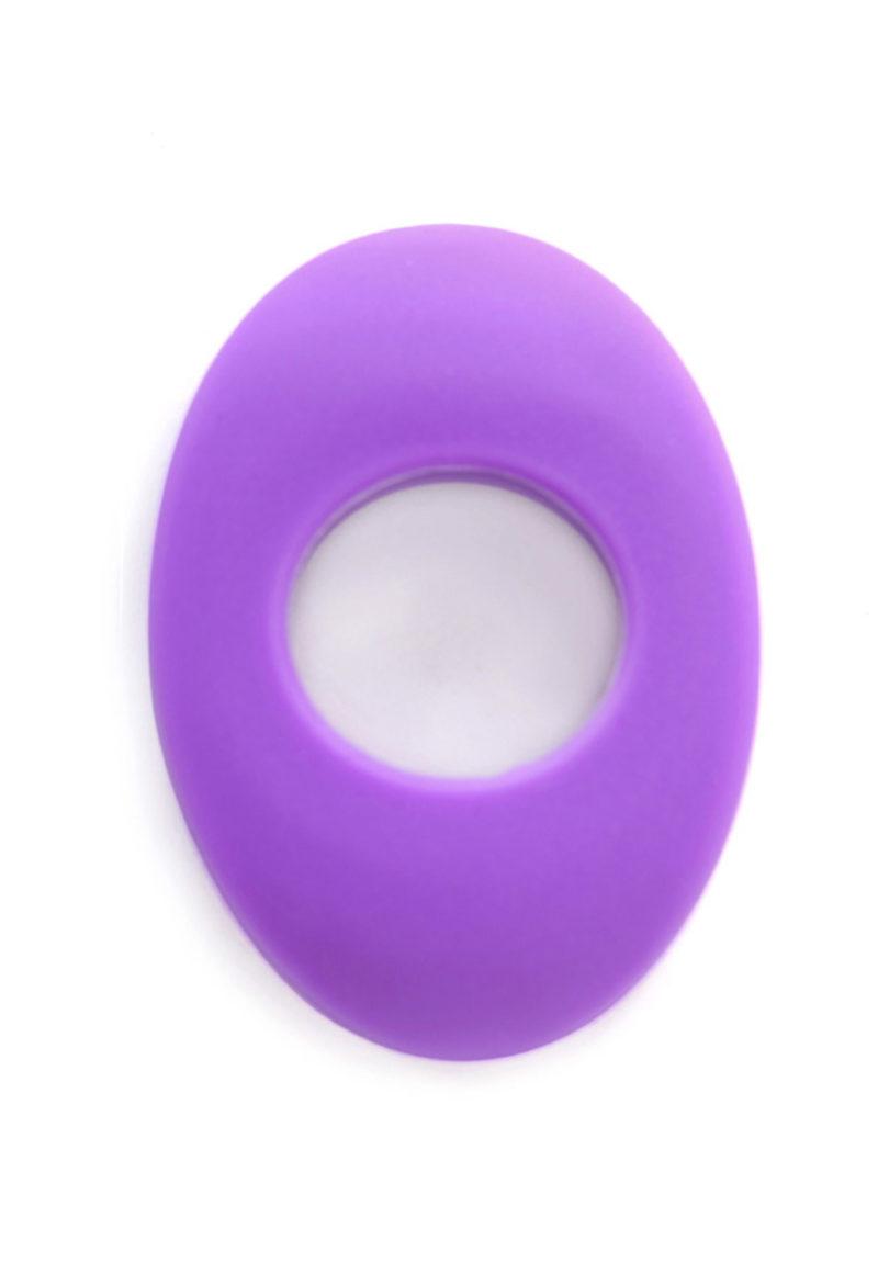 Evolved Vibrator Enhancer Silicone Medium Purple