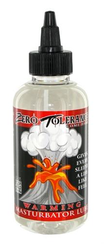 Zero Tolerance Warming Masturbator Lube