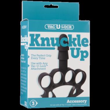 Vac-U-Lock Knuckle Up Strap-On