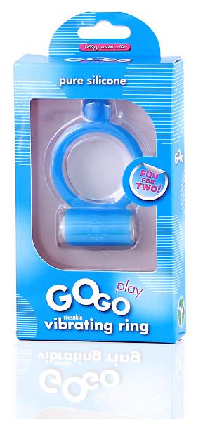 Blush Novelties GoGo Play Vibrating Ring