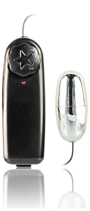Blush Novelties Silver Power Bullet Vibrator