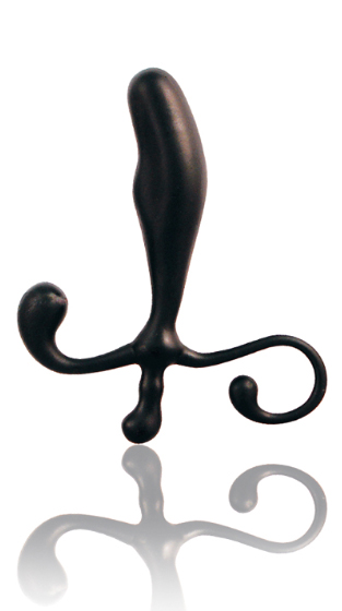 Blush Novelties VX1 Prostimulator Prostate Massager Black
