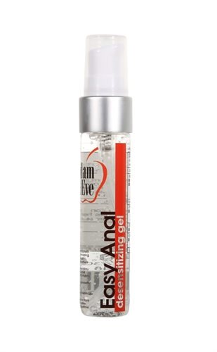 Adam & Eve Easy Anal Desensitizing Gel 1OZ