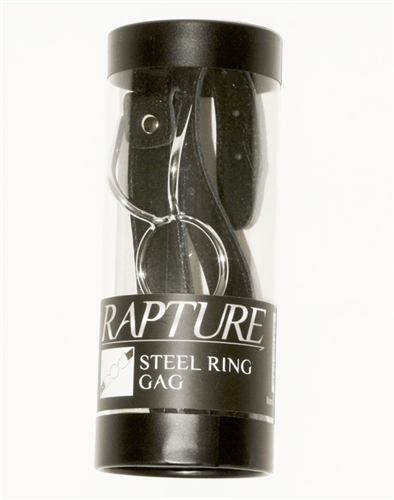Rapture Steel Ring Gag