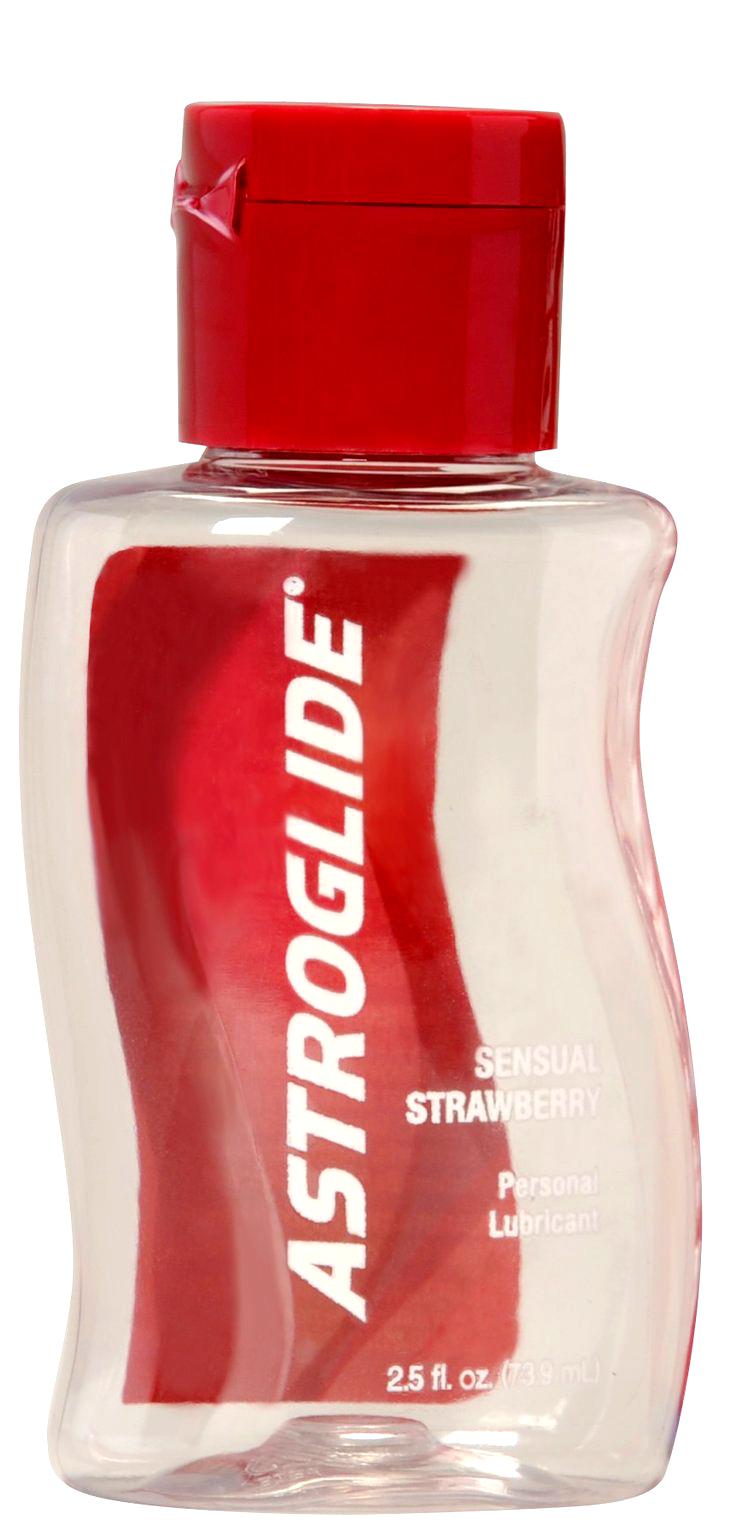 Paradise Marketing Astroglide Sensual Lubricant Strawberry